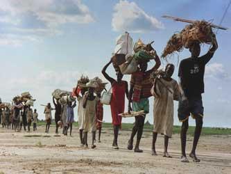 Profughi climatici in aumento