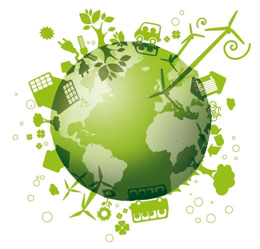 Ecohousing Art