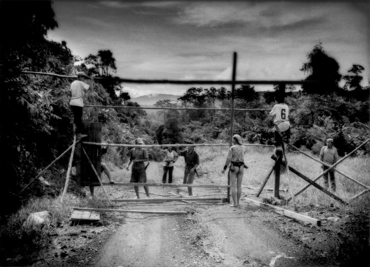 Un popolo, la foresta pluviale e la lotta per la sopravvivenza