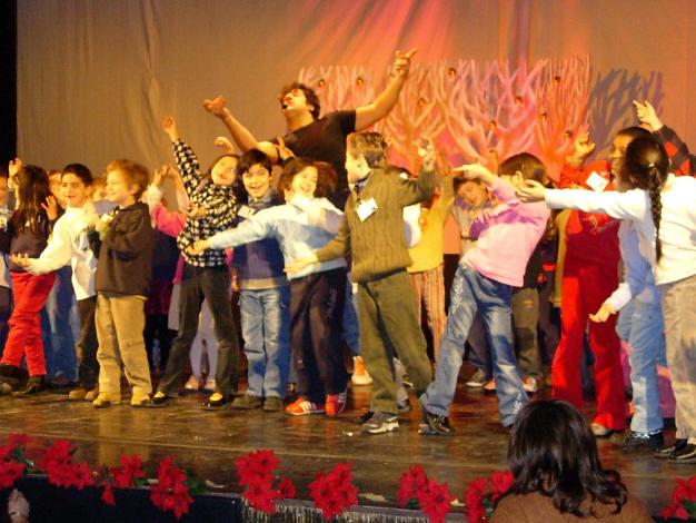 Il teatro dei bambini per i bambini