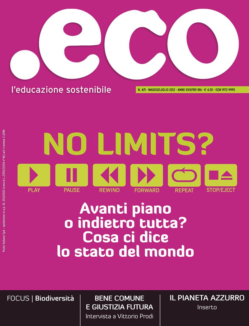 Numero 4/5 maggio-agosto 2012