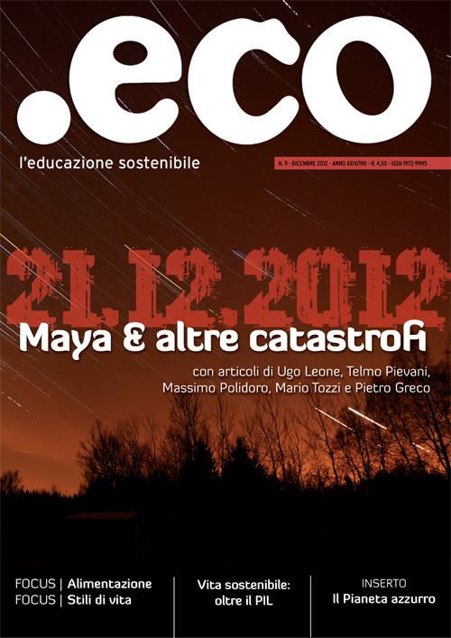 Numero 9 dicembre 2012
