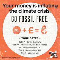 Fossil Free Tour