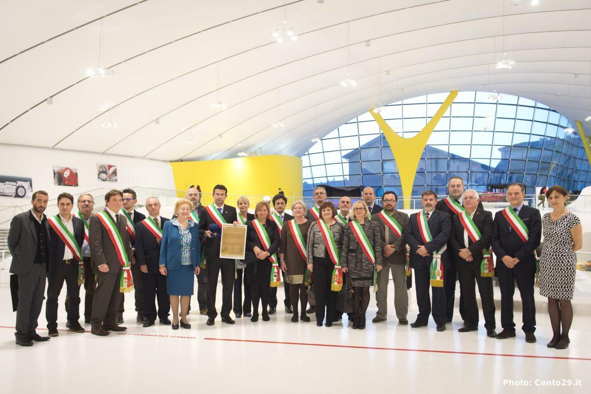 A Modena conferite le Medaglie Spadolini dell'edizione 2013