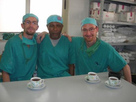 Mario Pironti medici volontari