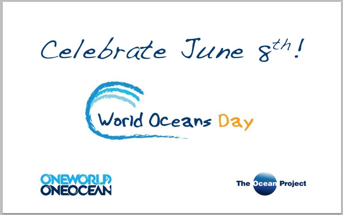 Giornata Mondiale degli Oceani 2014 (World Oceans Day).