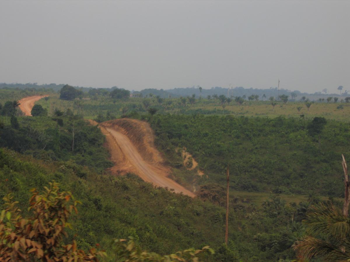 Estrada SantaremCuiaba Luca