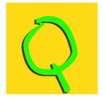 Abbecedario amazzonico: lettera Q