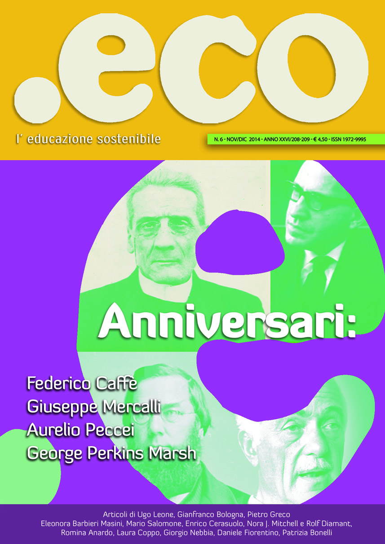 .eco 208-209 numero di novembre-dicembre 2014