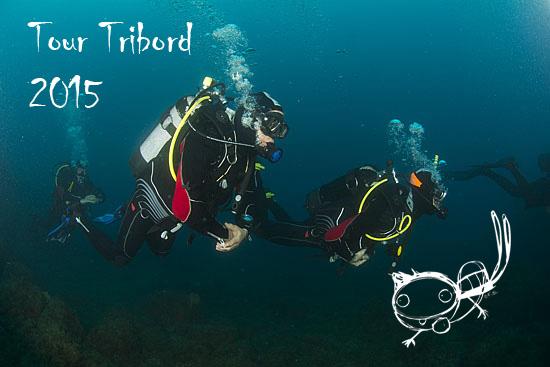 """Il Tour Tribord """"Un Mare di Fotografie"""" entra in Surface Interval"""