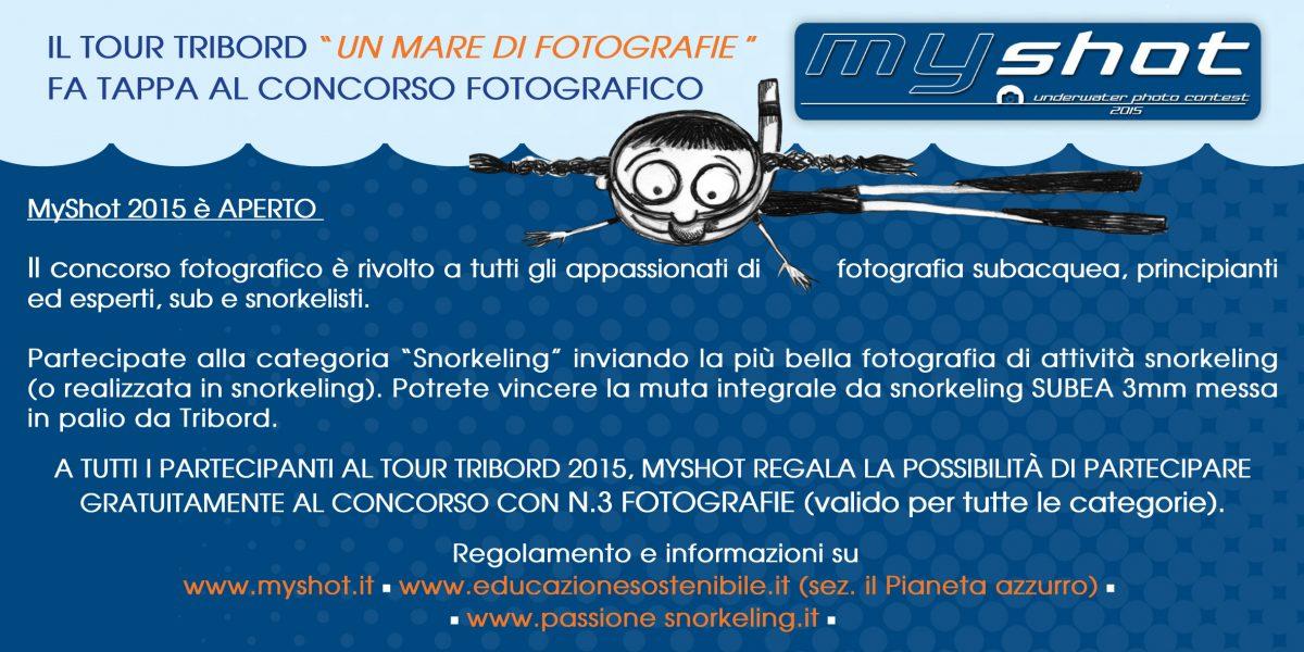 Per il secondo anno il Tour fa tappa al concorso fotografico Myshot