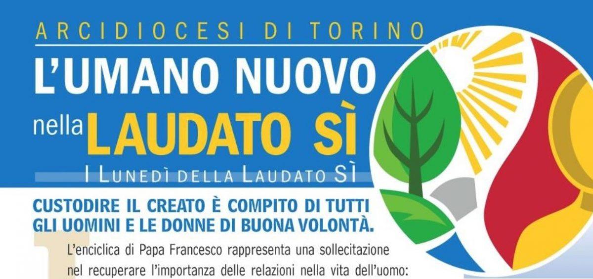locandina LAUDATO SI 4 APRILE 2016 particolare