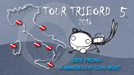 Al via la quinta edizione del Tour Tribord 2016