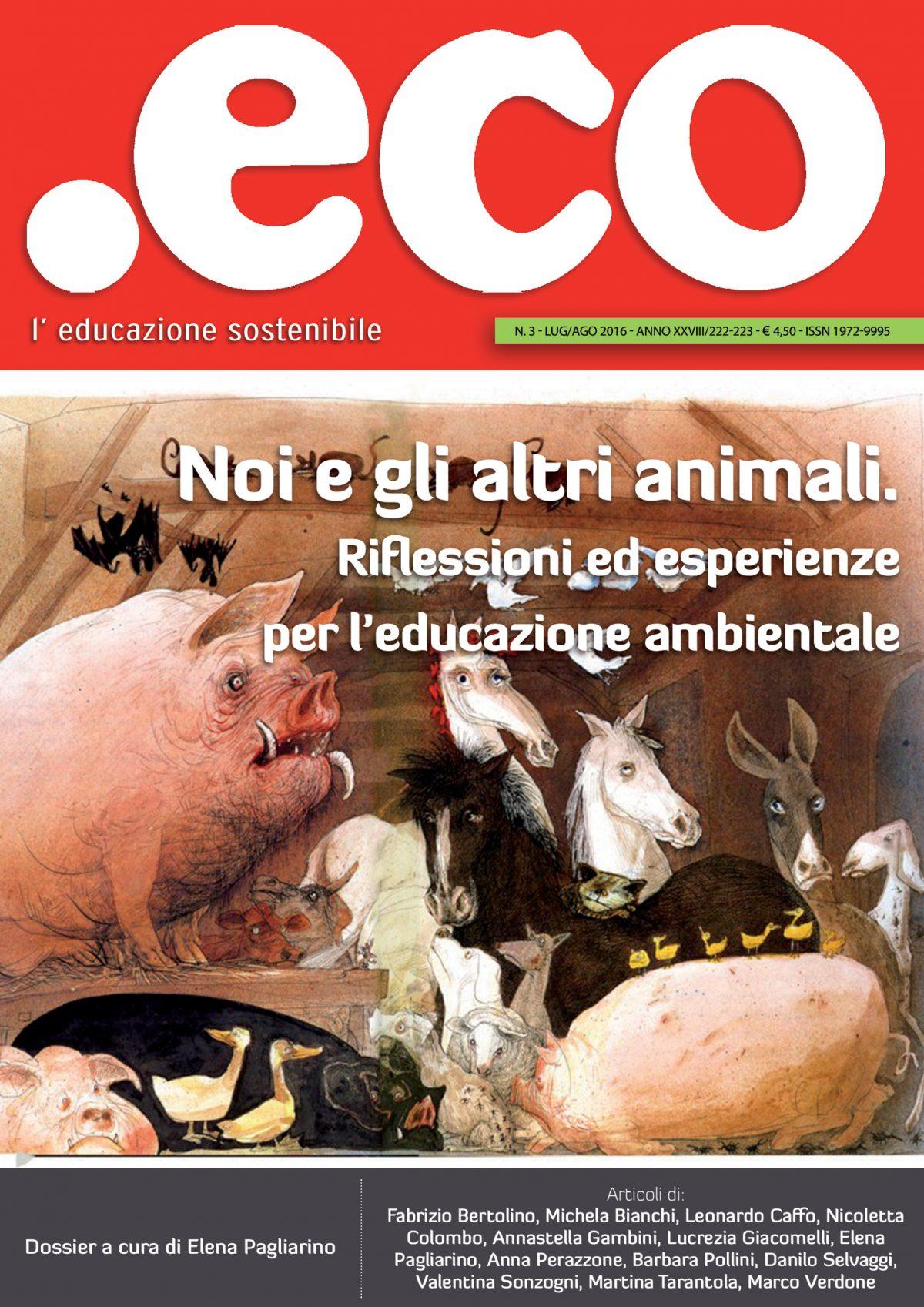 .eco 222-223 numero di luglio-agosto 2016