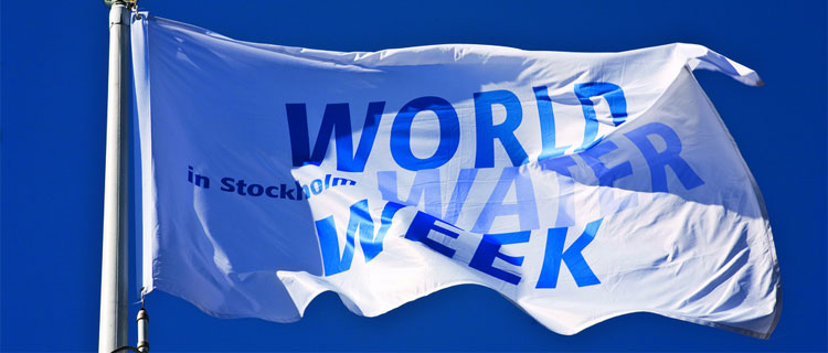 World Water Week di Stoccolma