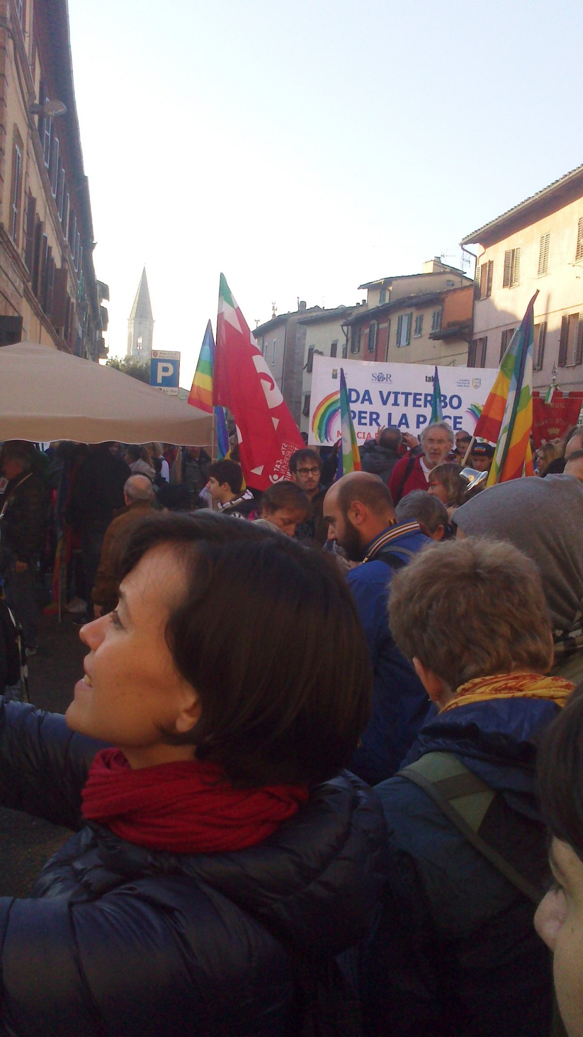 Da Perugia ad Assisi, contro l'indifferenza
