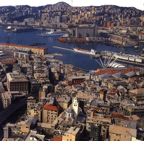 Genova capitale europea dell'ambiente 2010