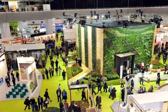 Ecobuild a Londra