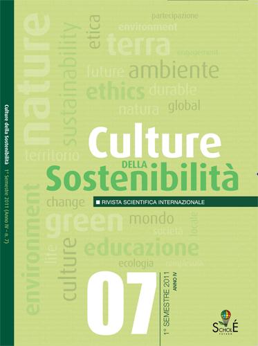 Leggi l'ultimo numero di Culture della Sostenibilità