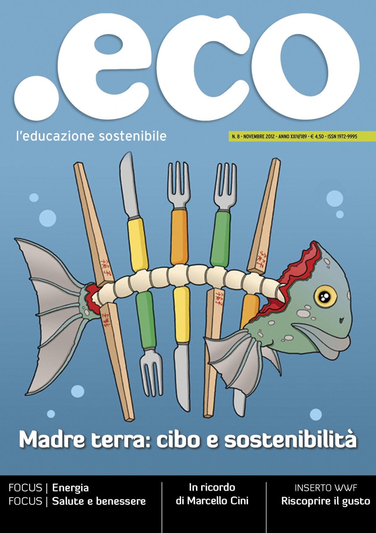 Numero 8 novembre 2012