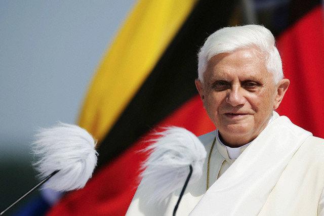 L'uomo secondo Benedetto XVI: spirito,volontà…e natura