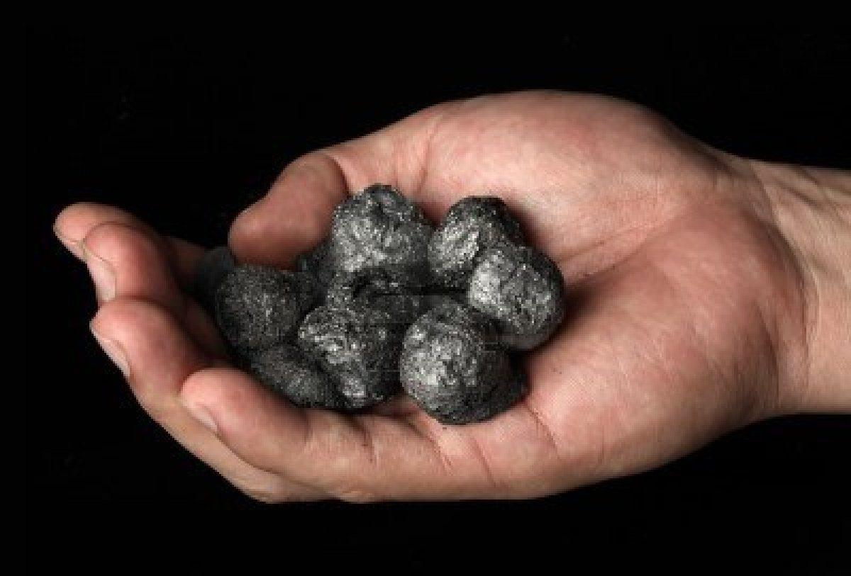 Le merci dal carbone