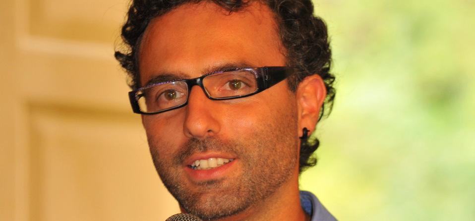 Alessio Ciacci è il Personaggio Ambiente 2012