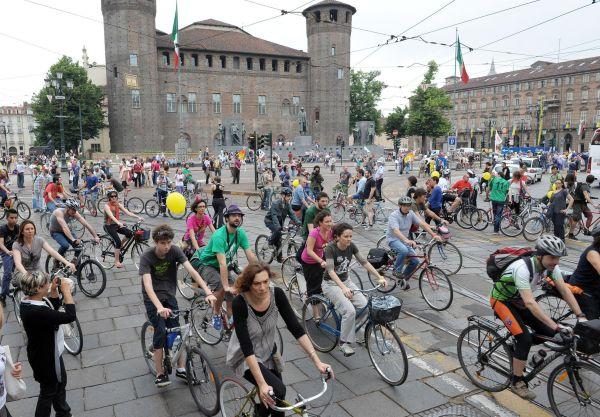 Bike Pride 2013: torna la festa delle biciclette