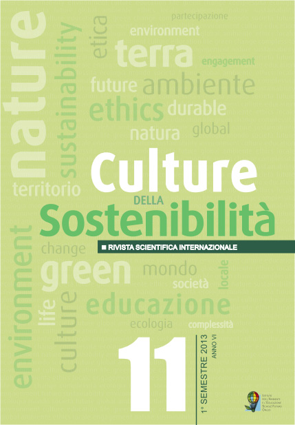 Culture della Sostenibilità n.11