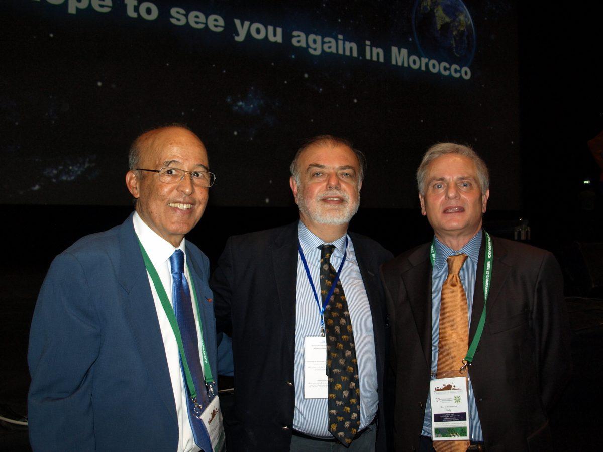 Le iniziative di MEdIES al   7° Congresso Mondiale di Educazione  Ambientale