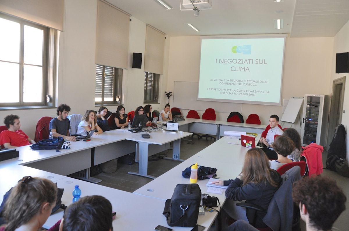 Trentino, delegazione di giovani alla Conferenza delle Nazioni Unite sul Clima a Varsavia
