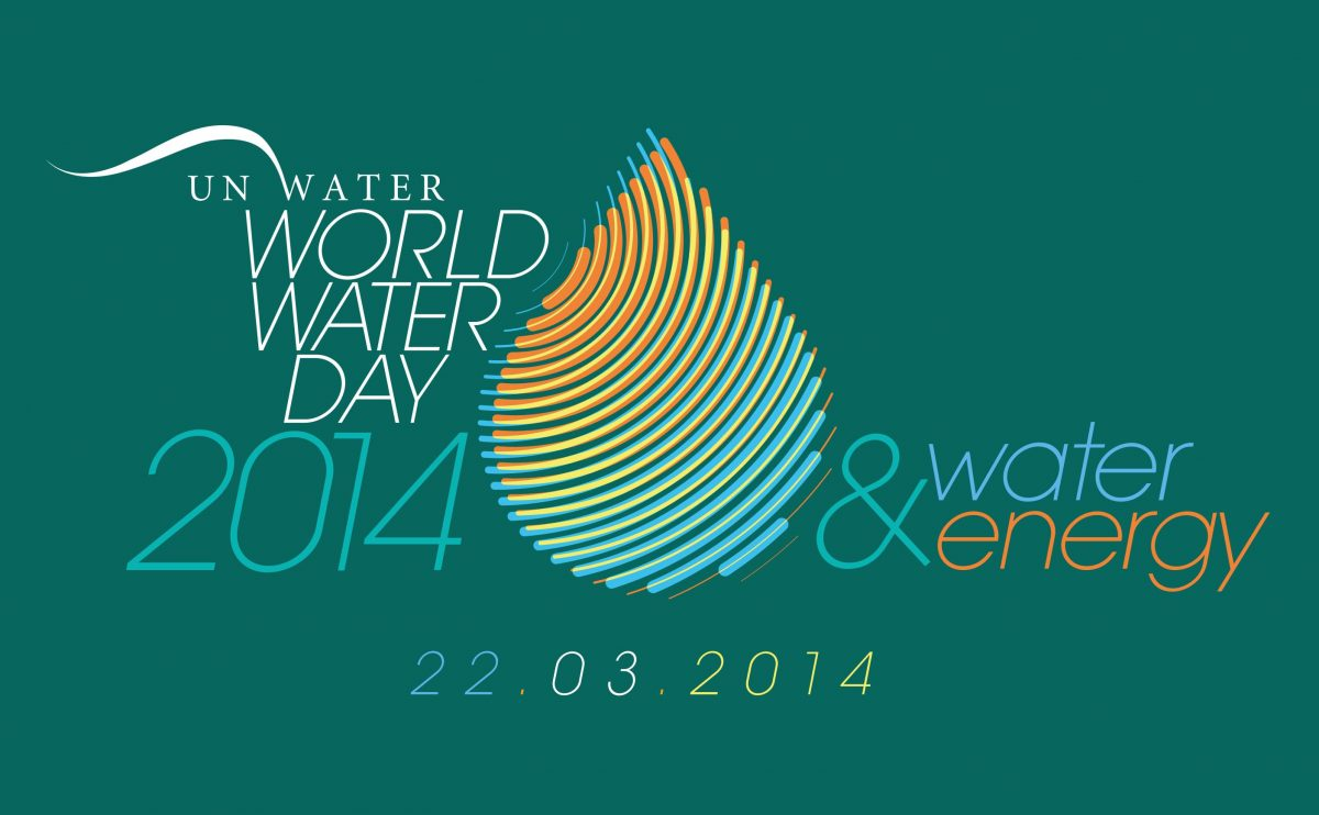 World Water Day 2014: Water and Energy