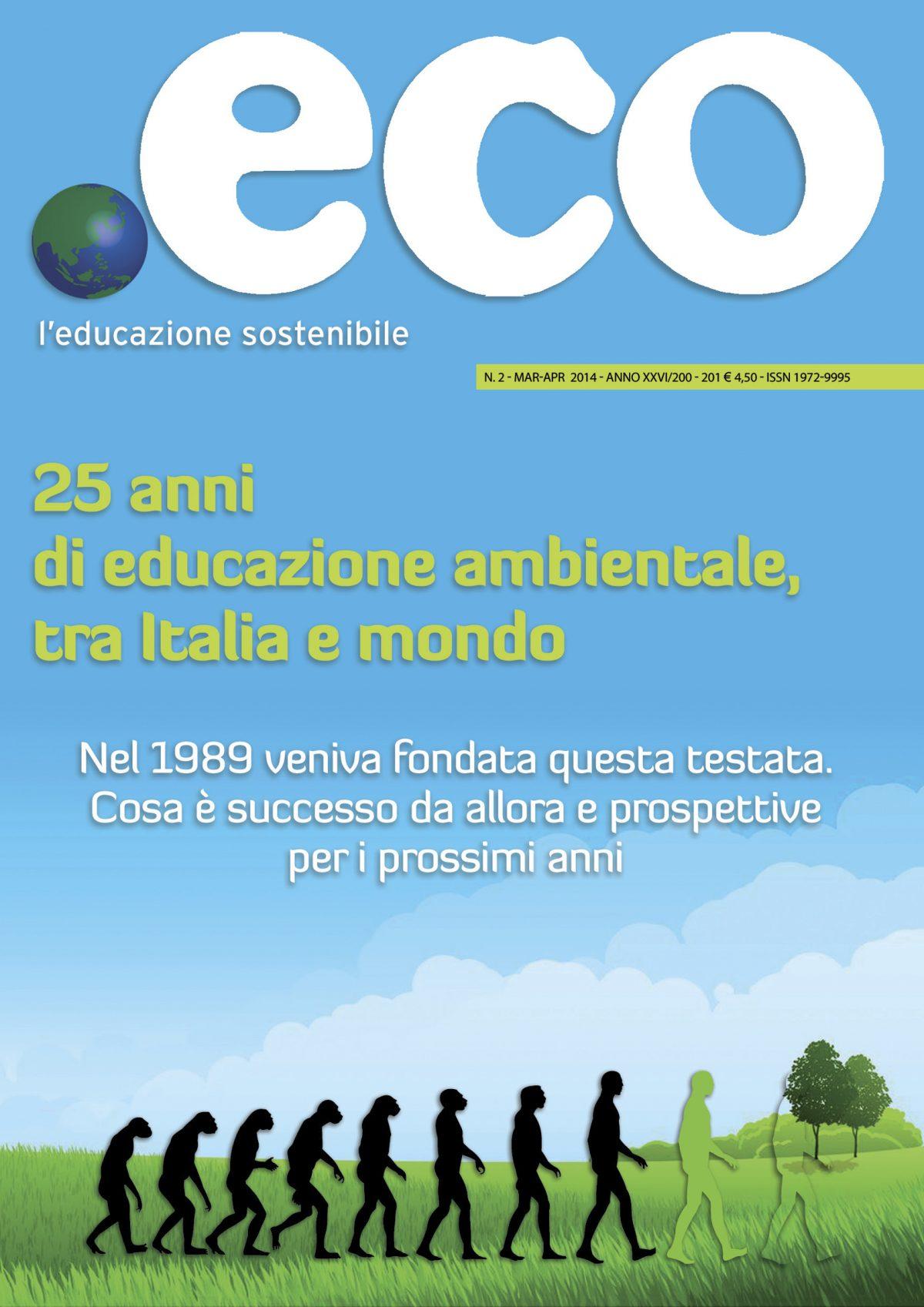 Il numero in consultazione gratuita che celebra i 25 anni di .eco