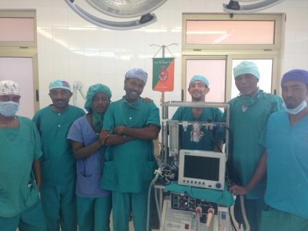 Medici volontari per l'Africa
