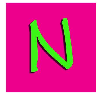 Abbecedario amazzonico: lettera N