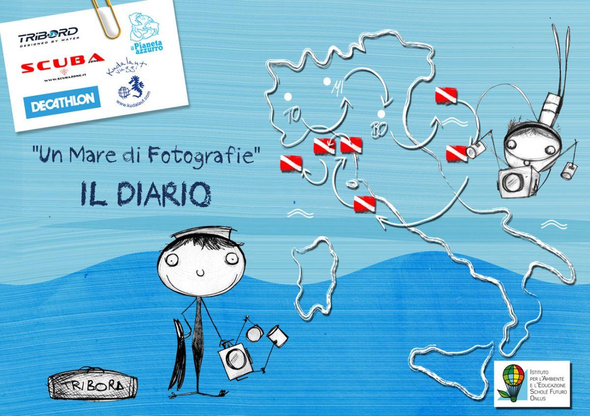 Un Mare di Fotografie, il Diario