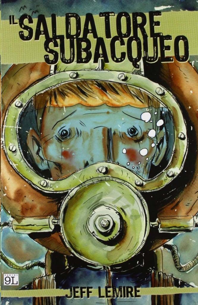 Il Saldatore subacqueo