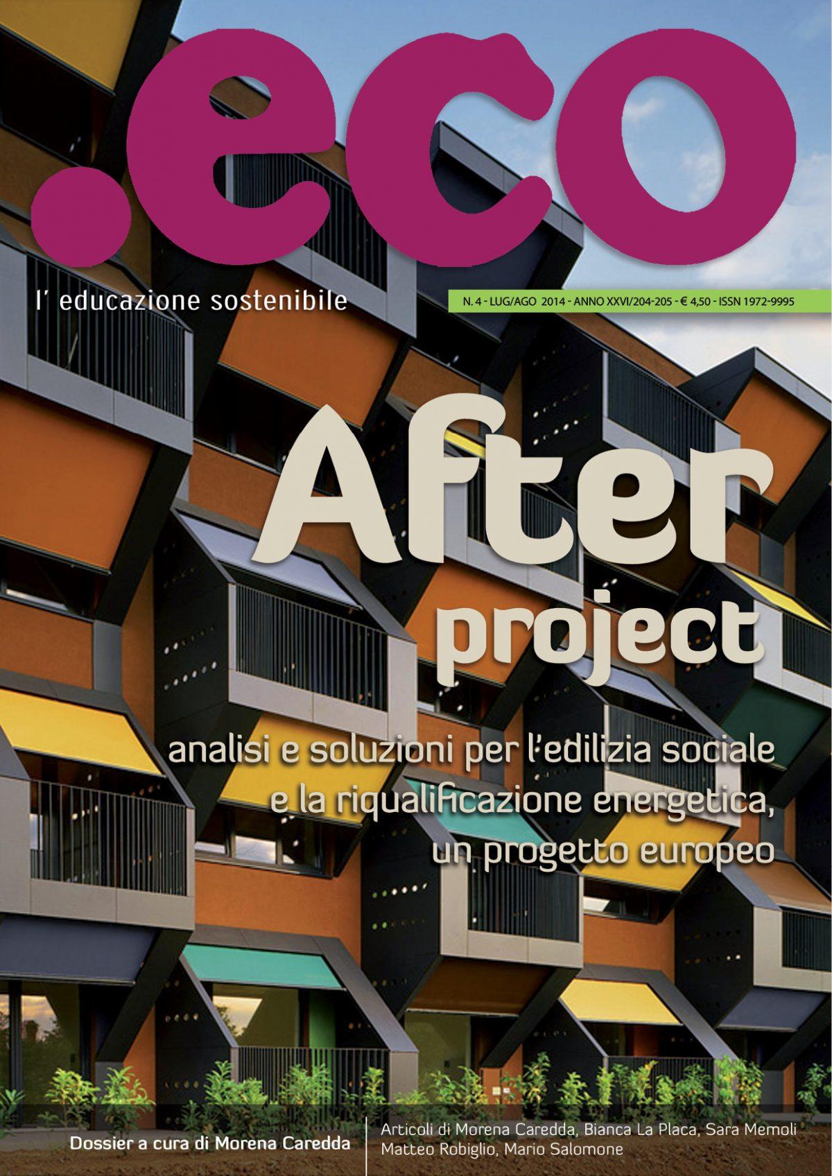 .eco 204-205 numero di luglio-agosto 2014