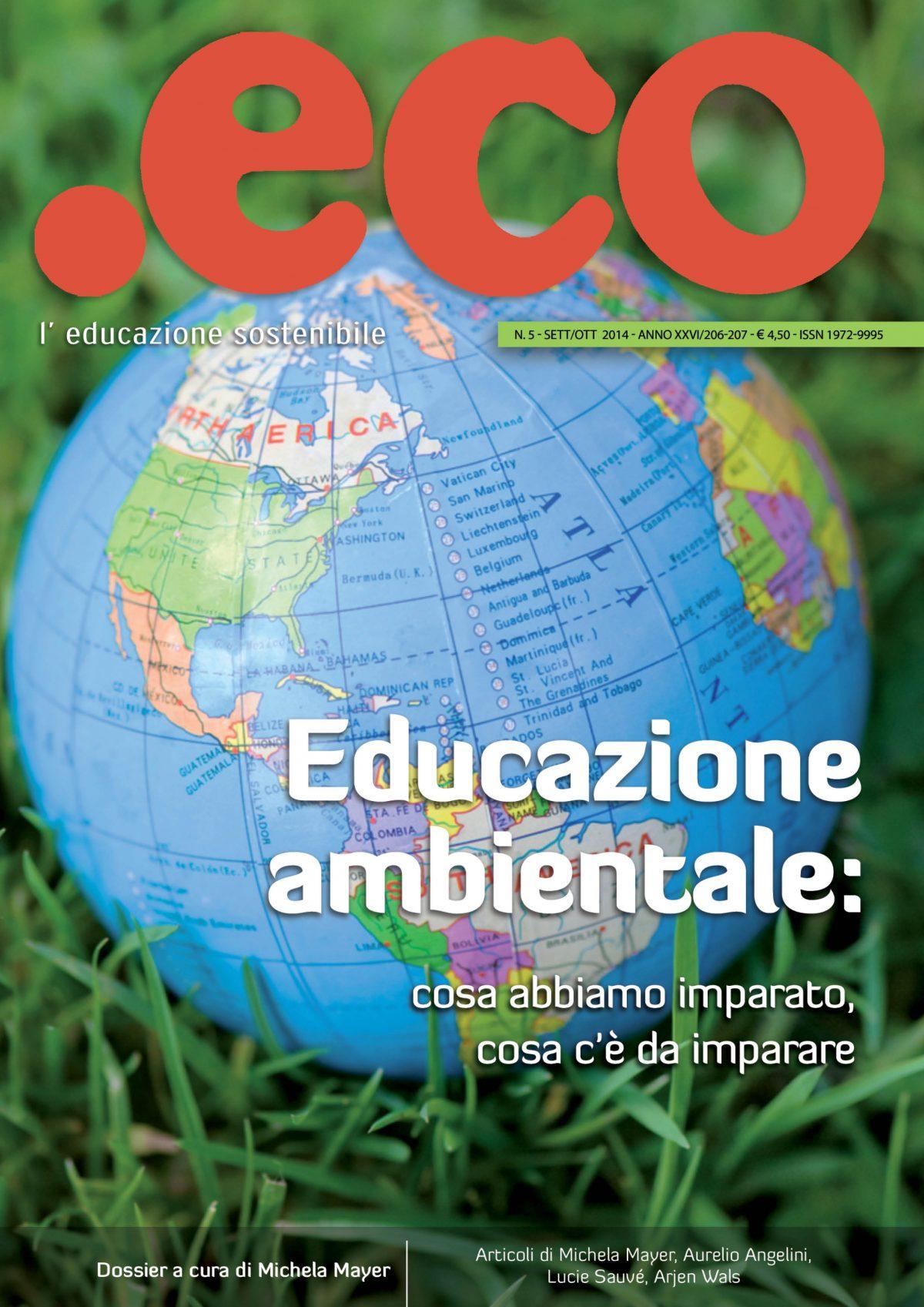 .eco 206-207 numero di settembre-ottobre 2014