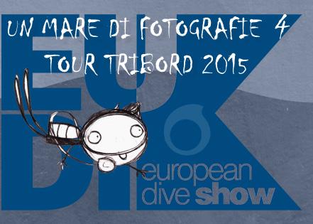 """Tour 2015 """"Un mare di Fotografie"""" all'Eudi Show di Bologna"""