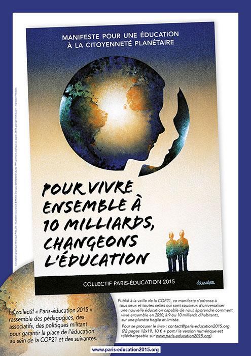 Alla COP21 anche l'educazione diventa protagonista