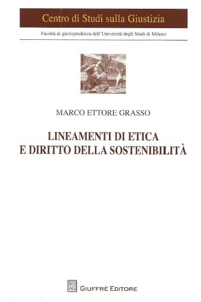 Etica e diritto della sostenibilità
