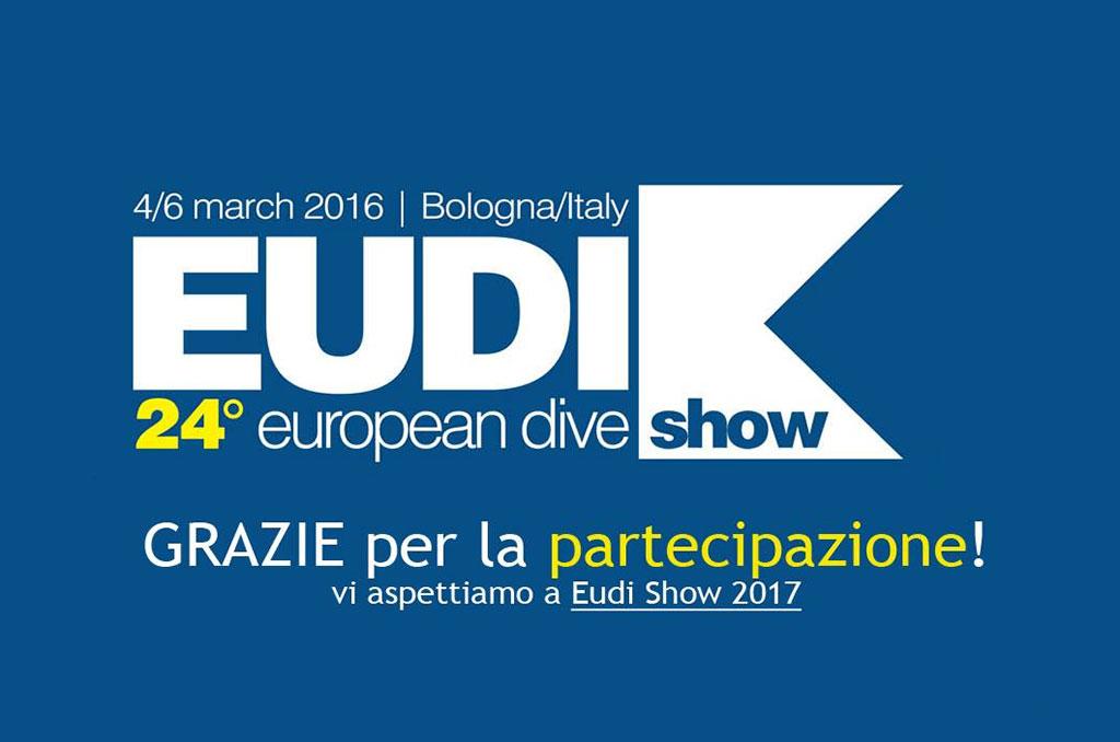 """Anche """"Il Pianeta azzurro"""" presente al 24° Eudi Show..promosso a pieni voti"""